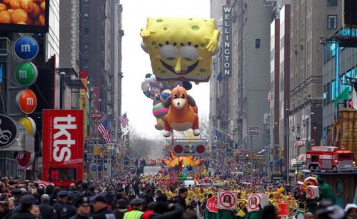 Macy's T-Giving Sponge Bob