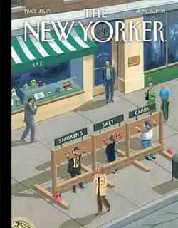 New Yorker June 6, 2011
