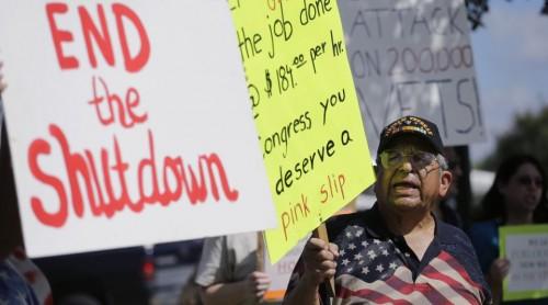 Shutdown Texas