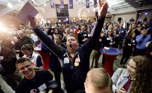 Iowa caucus Cruz